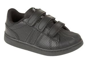 Boys-Black-Back-To-School-Children-Kids-Sports-Shoes-Size-8-9-10-11-12-13-1-2-3