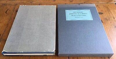 Journal of a Novel John Steinbeck 1969 Limited Edition