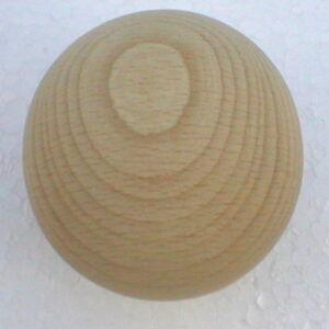 Holzkugeln-50-mm-Kugel-ohne-Bohrung-Buche-natur-Rohholzkugeln