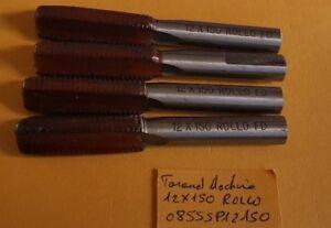 Actif Taraud Machine Hss-m2 12x150 (12x1.50) Exquis (En) Finition