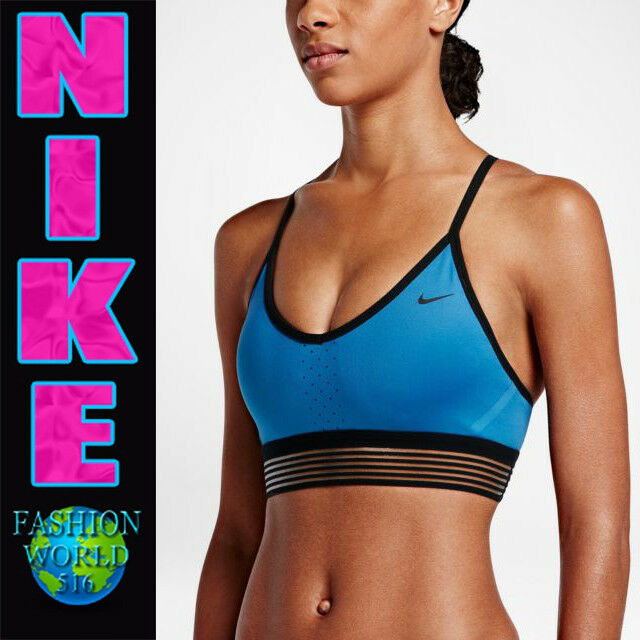 e0b24efd7cd2d Buy Nike Women s Size Large Pro Indy Cool Racerback Light Support Sports Bra  904214 online