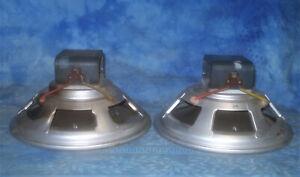 Pair-20cm-8-034-AlNiCo-Fullrange-Isophon-Speaker-P21-for-Telefunken