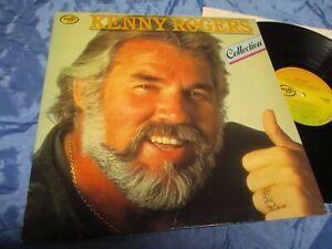 Kenny-Rogers-Collection-1977-1978-Schallplatte-Vinyl-LP-1980-408