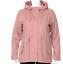 Women/'s Military Anorak Safari Jacket with Pockets and Hood Coats S-3XL