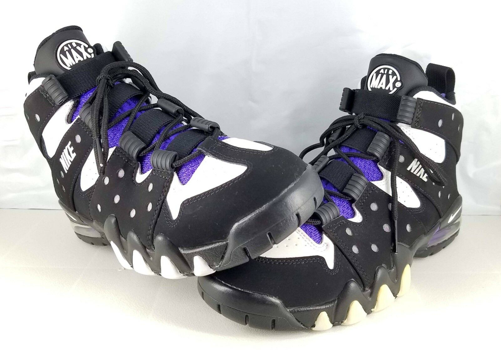 Neue nike air max - 2 cb - schwarz 94  7,5 schwarz - / lila / Weiß 305440-006 2015 b19832