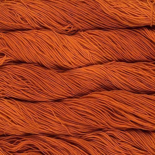 Malabrigo Sock Superwash Merino Knitting Yarn Wool 100g 802 Terracotta