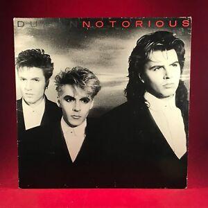 DURAN-DURAN-Notorious-1986-UK-vinyl-LP-EXCELLENT-CONDITION-B