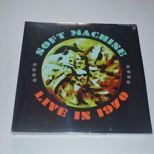 SOFT MACHINE - LIVE IN 1970 - LTD. EDITION 5 LP NEW SEALED