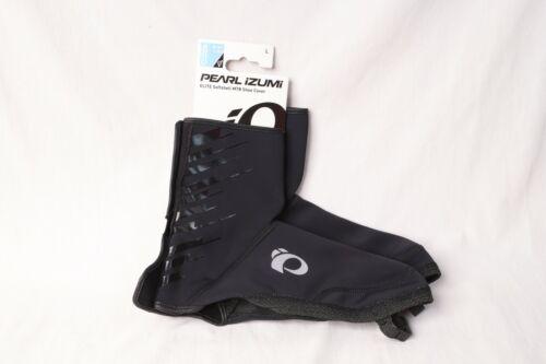 L Black Size Pearl Izumi ELITE Softshell MTB Shoe Cover Oversocks Cycling