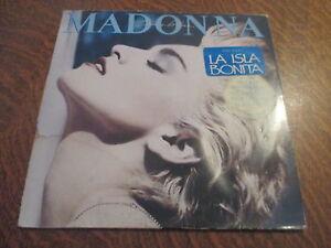 33-Tours-Madonna-True-bleue