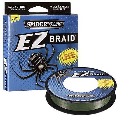 Spiderwire EZ Fishing Braid - 300YDS - All Sizes