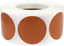 Circle-Dot-Stickers-1-Inch-Round-500-Labels-on-a-Roll-55-Color-Choices miniature 94