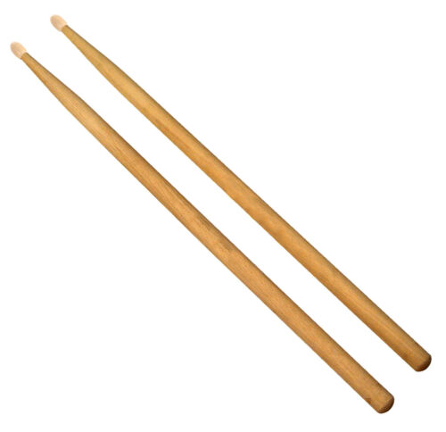 PAAR XDRUM CLASSIC 5B AHORN DRUM STICKS NYLON TROMMEL STÖCKE SCHLAGZEUG STICKS