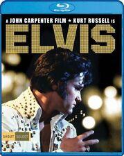 ELVIS (1979 Kurt Russell, John Carpenter) - BLURAY - Region A - Sealed