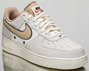 Nike Air Force 1 07 LV8 Low men lifestyle casual sneakers NEW sail