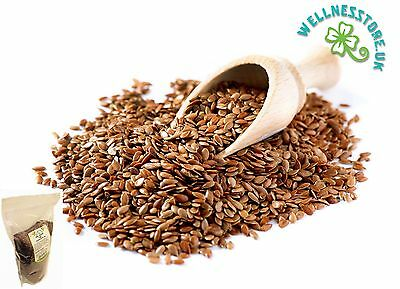 Brown Whole Flaxseed / Linseed 100g - 4kg (Flax Seed / Lin Seed) Siemie lniane