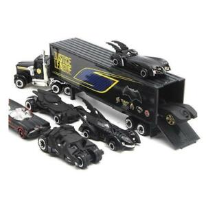 7pcs-Batman-Batmobile-amp-Truck-Car-Model-Toy-Vehicle-Alloy-Diecast-Kids-Xmas-Gift