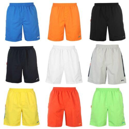 Slazenger Mens Woven Shorts Sports Gym Fitness Tennis S M L XL 2XL 3XL 4XL