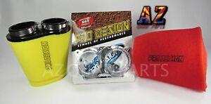 Pro-Design-Pro-Flow-Foam-Air-Filter-Billet-Intake-Kit-Yamaha-Raptor-660-01-05