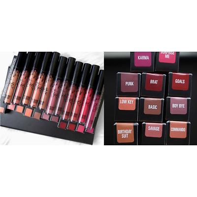 AKTION-Single Velvet Liquid Lipstick by Kylie Jenner Cosmetics inkl.11 Farben