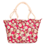 Womens-Ladies-Patterned-Canvas-Beach-Tote-Bag-Shopping-Bag-Handbag