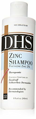 Dhs Cinc Champú Pyrithione Cinc 2% 237 Ml