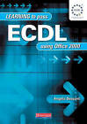 Learn to Pass ECDL Using Office 2000 by Angela Bessant (Paperback, 2002)