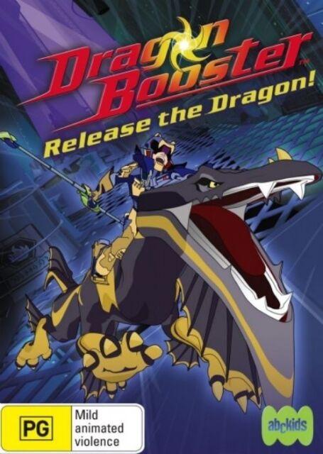 Dragon Booster (DVD, 2005) R4