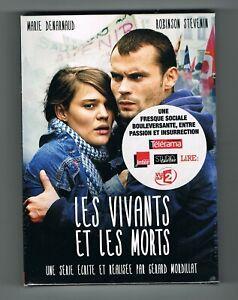 LES VIVANTS & LES MORTS - GÉRARD MORDILLAT - 2010 - COFFRET DVD NEUF NEW NEU