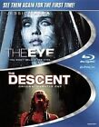 Eye 2008 & Descent 2006 2pc WS BLURAY