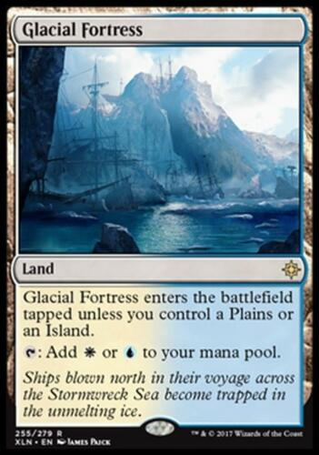 FORTEZZA GLACIALE GLACIAL FORTRESS Magic XLN Mint