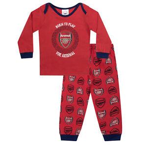 8b71f5c5bfcf0 Arsenal FC officiel - Pyjama thème football - garçon enfant bébé