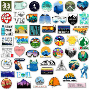 Lots-50Pcs-Funny-Graffiti-Skateboard-Stickers-Vinyl-portable-bagages-Decal-Autocollant