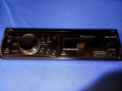 faceplate deh-2200ub pioneer