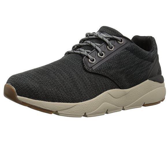 Skechers Recent Merven Sz US 11 M Black Synthetic Sneakers Mens shoes  65.00