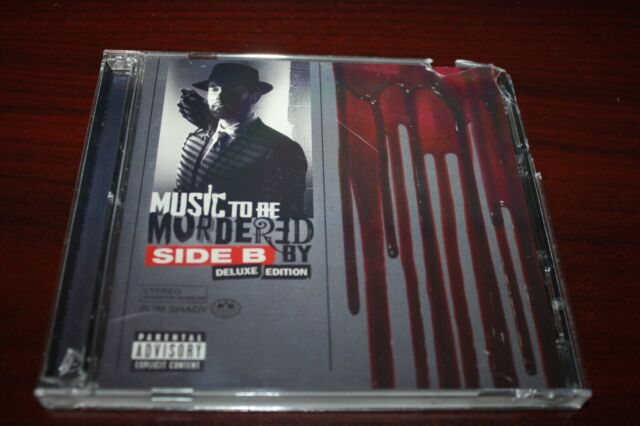 Eminem - Music To Be Murdered By - Side B (Deluxe Edition) (CD) READ
