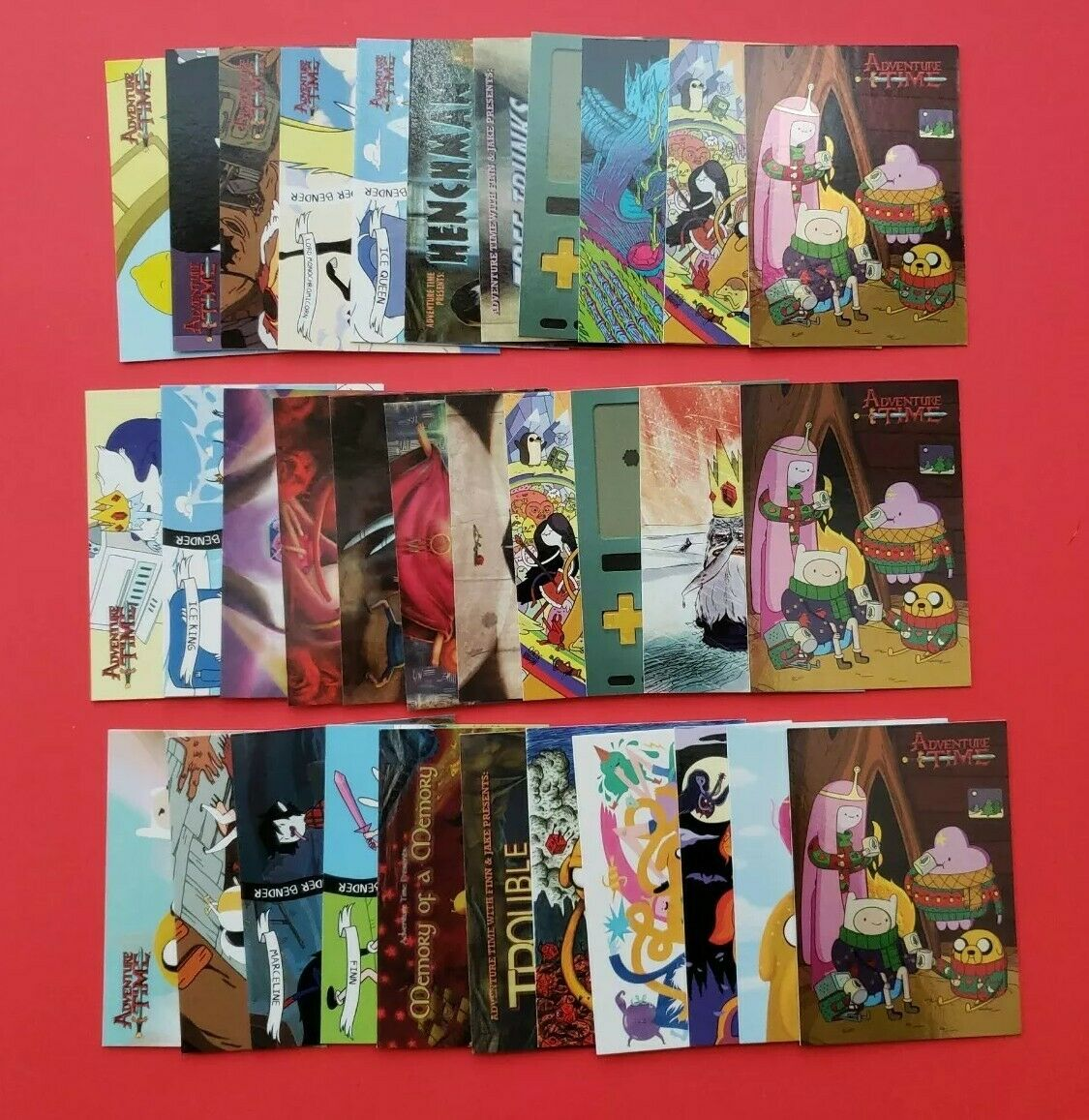 Adventure Time Cryptozoic 2014 Trading Cards