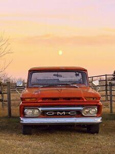 1964 GMC C/K 1500 deluxe
