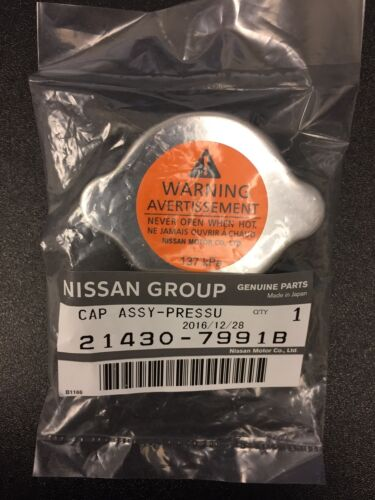 Infiniti NISSAN OEM 07-08 G35-Radiator Cap 214307991B