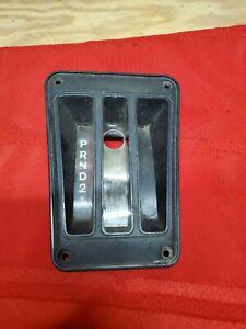 Datsun 240Z 260Z 280Z Z Transmission Shifter Shift Inner Outer Rubber Boots OEM