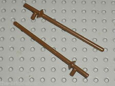 LEGO OldBrown Minifig Lance 3849 / Set 6090 6080 6097 6074 6079 6278 6292....