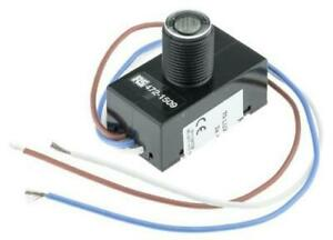 1-x-RTE-0-25W-Lighting-Controller-Switch-Filtered-Silicon-Photodiode-220-270Vac