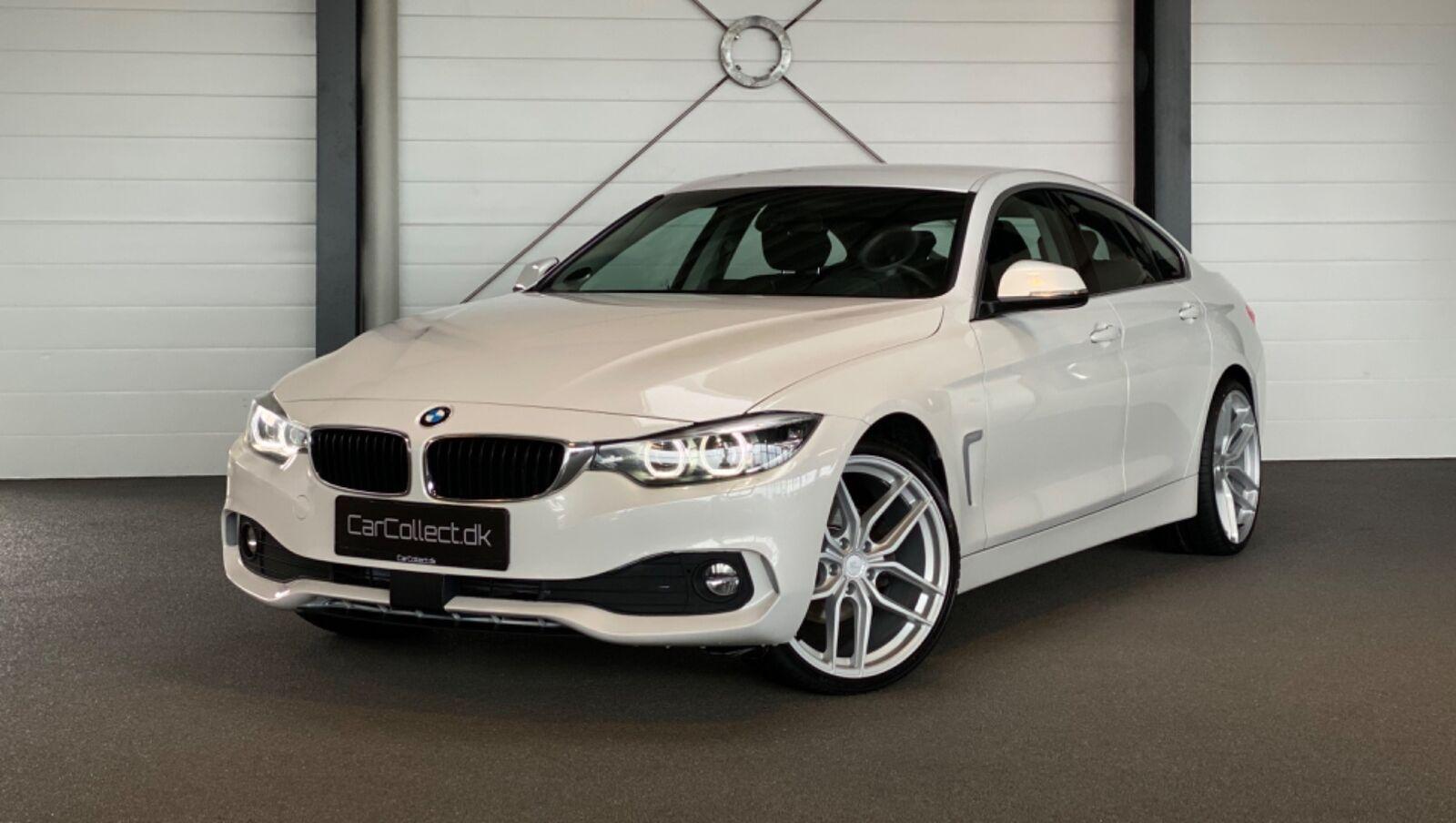 BMW 420d 2,0 Gran Coupé Executive aut. 5d - 350.000 kr.