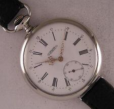 Early CHRONOMETRE Sûreté '1900 French HI GRADE  Wrist Watch Perfect Serviced