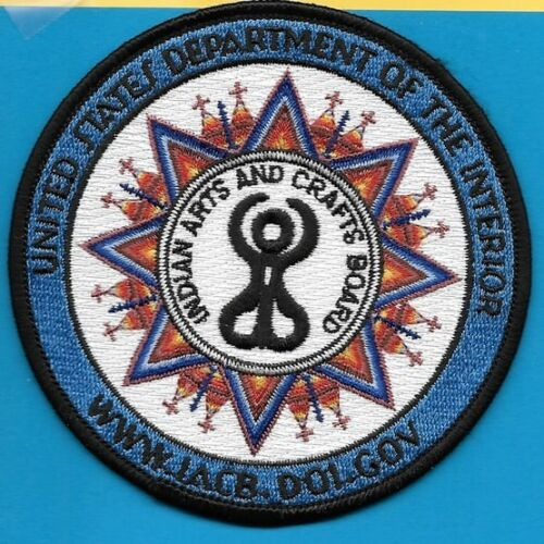 indian arts and crafts board dept of the interior NPS BIA TRIBAL local fire