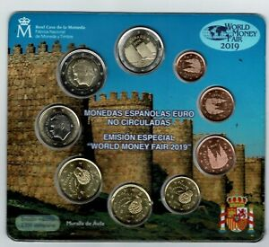 Cartera-FNMT-Moneda-euros-Espana-EUROSET-WORLD-MONEY-FAIR-2019