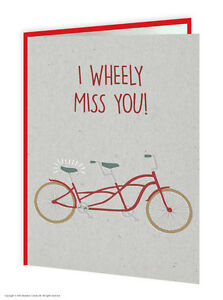 Missing you thinking of you greeting cards brainbox candy funny image is loading missing you thinking of you greeting cards brainbox m4hsunfo