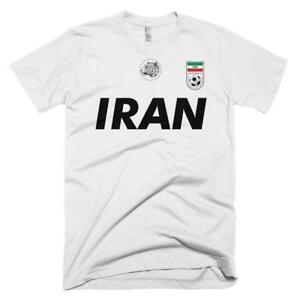 f6b04db1d Image is loading IRAN-WORLD-CUP-JERSEY-FANS-T-SHIRT