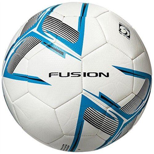 Precision Training Allenamento Calcio Fusion-Bianco//Blu//Nero-Taglia 5-Ball