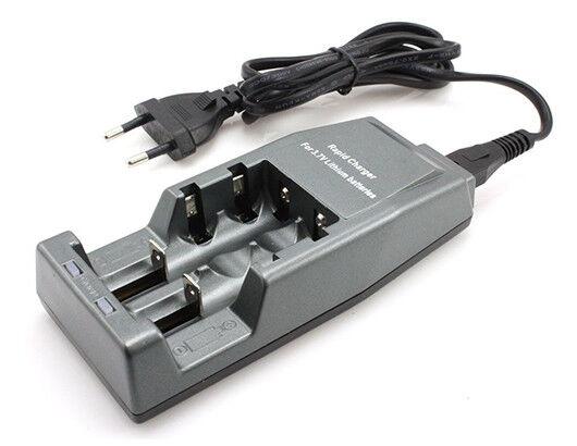 Chargeur wf-139 Bureau Charger 18650 14500 pile Batterie Batterie Batterie 3.7 V f14bb0